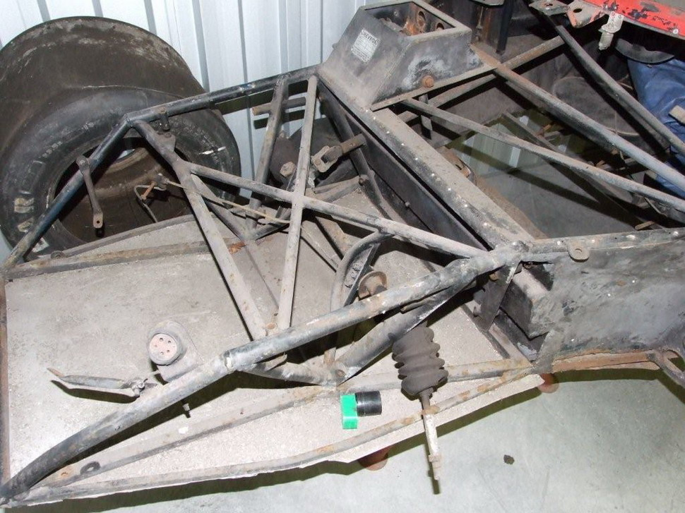 Race Car Chassis For Sale Uk
